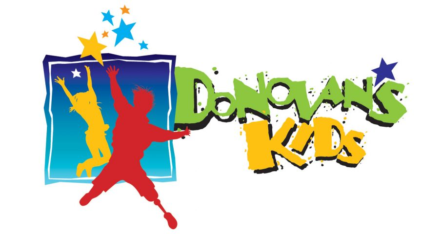 Donovan's Kids Camp logo