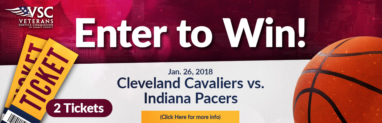 Enter to Win 2 Cavs tickets. Click to see how.