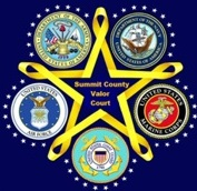 Summit County Valor Court logo